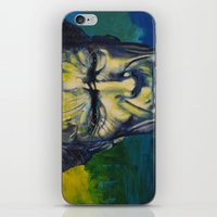 clint eastwood iPhone & iPod Skins featuring Clint Eastwood by Boaz