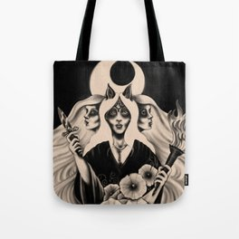 Hecate (Dark Goddess Series #4) Tote Bag