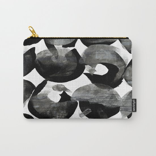 Abstract  56 Carry-All Pouch