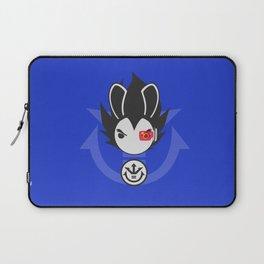 A Saiyan Prince Bunny Laptop Sleeve