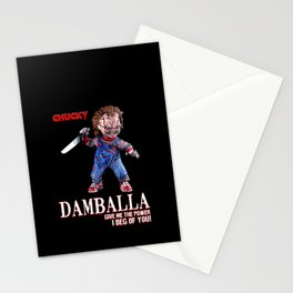 Chucky // Good Guys Stationery Cards
