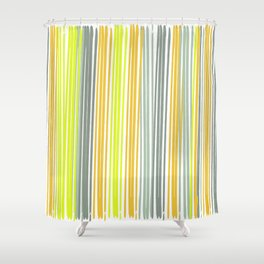 Pumpkins Nuances Shower Curtain
