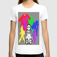 big hero 6 T-shirts featuring Big Hero 6  by grapeloverarts