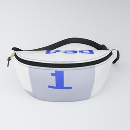 The best dad Fanny Pack