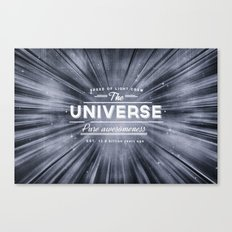 The Universe Crew Canvas Print