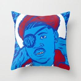 The Ruler Throw Pillow