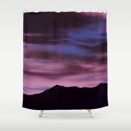 SW Rose Quartz Sunrise Shower Curtain