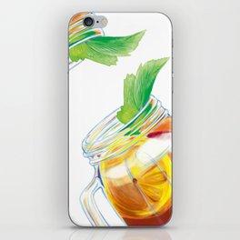 Summer Cocktail iPhone Skin