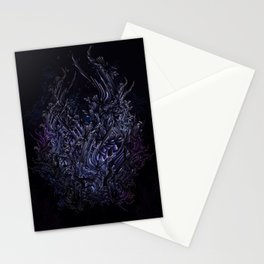 Heart of Night Stationery Cards