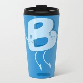 B Happy! Travel Mug