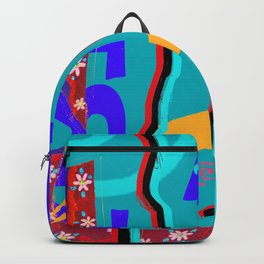 Nudeart poster Backpack