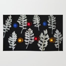 Contemporary Christmas Rug