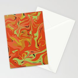 Papaya Juice Stationery Cards