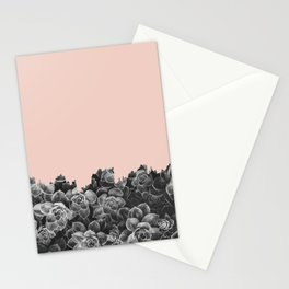 Plant collage XIV Stationery Cards