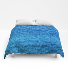 Blue Sky Paint Comforters