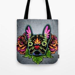 VIDA Tote Bag - Bulldog 4 by VIDA