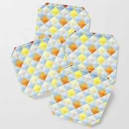 Abstract Pattern Coaster