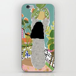 Jungle Queen iPhone Skin