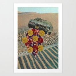 Garden Special Express Art Print
