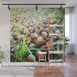 Don't go nuts! Wall Mural