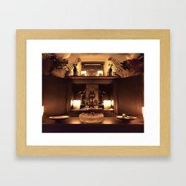Kemet Design 36 Framed Art Print
