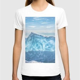 Pressure ridge of lake Baikal T-shirt