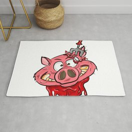 Killing the Year of the Pig - 2019 Rug