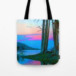 Lake of Dreams Tote Bag