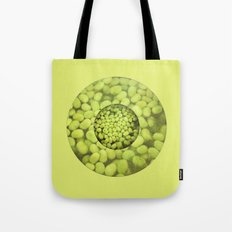 Green Beans Tote Bag