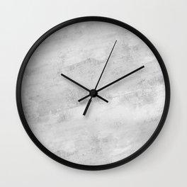 Concrete 017 Wall Clock
