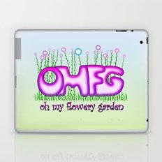 OMFG Laptop & iPad Skin