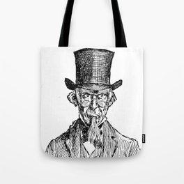 Hat Tote Bag