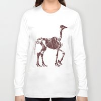 heels Long Sleeve T-shirts featuring Hell's heels by fabiodicampli
