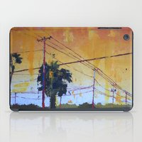 hollywood iPad Cases featuring Hollywood by Marissa Girard