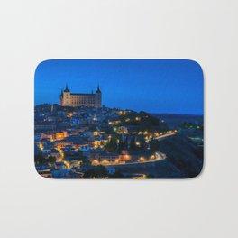 Toledo, Spain. Bath Mat