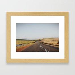 Journey  Framed Art Print