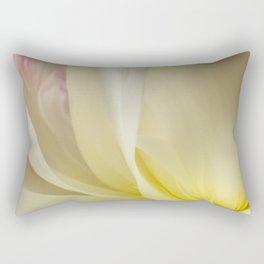 Peony Flower #3 Rectangular Pillow