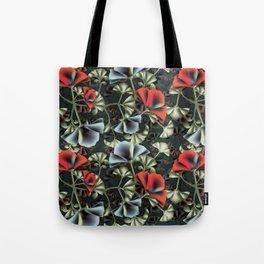 flores misteriosas Tote Bag