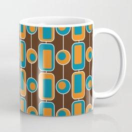 Orange Square Coffee Mug