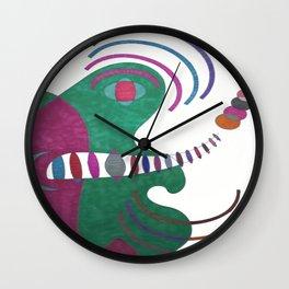 Dysfunction Wall Clock