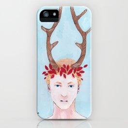 King Arthur iPhone Case