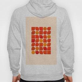 Fun Geometry - Mid-century abstract Hoody
