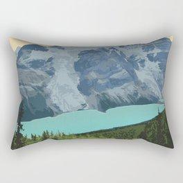 Mount Robson Provincial Park Rectangular Pillow
