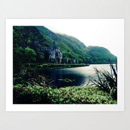 Abbey Lake Art Print