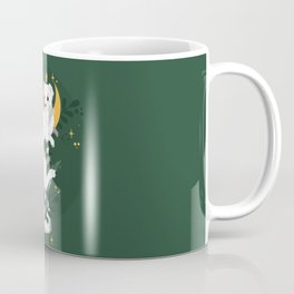 Magic Moon Stoat Coffee Mug