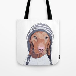 Vizsla Dog Tote Bag
