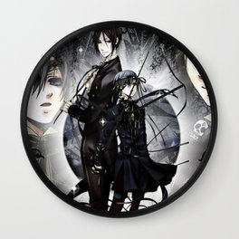 ciels keeper Wall Clock