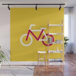NO CYCLING Wall Mural