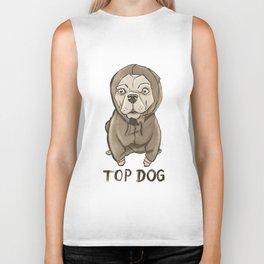 Top Dog Biker Tank