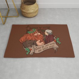Know me Better, Man! Rug